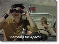 Searching for Apache.